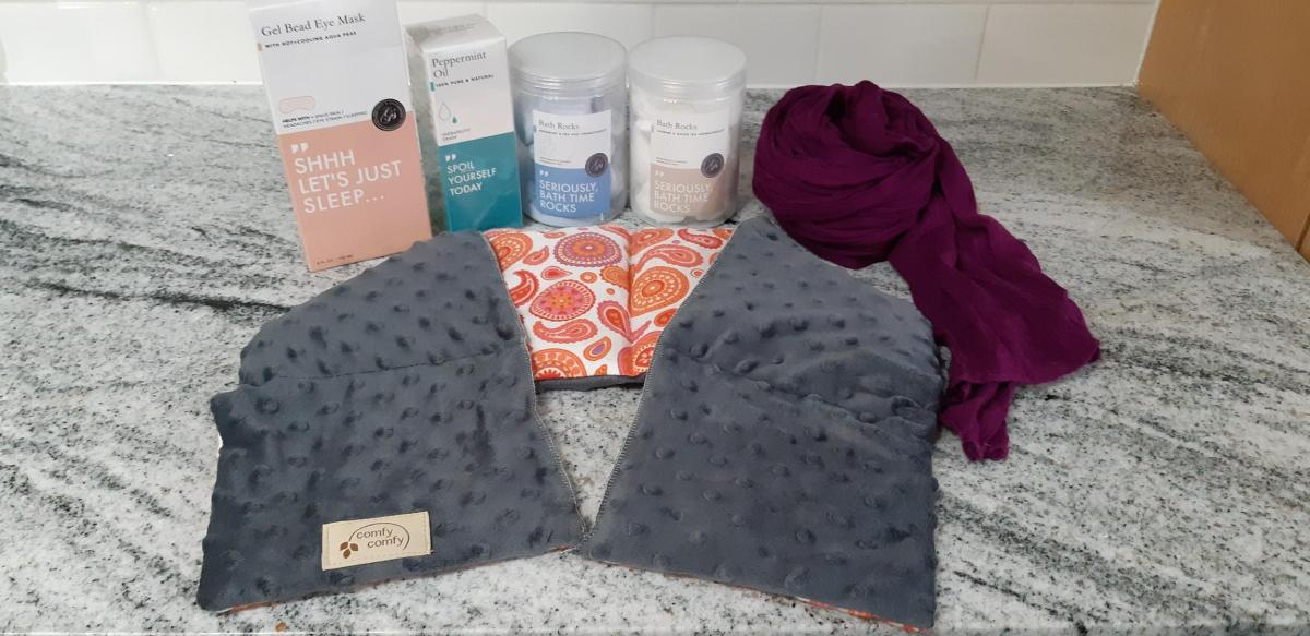 Migraine Survival Kit GIVEAWAY!